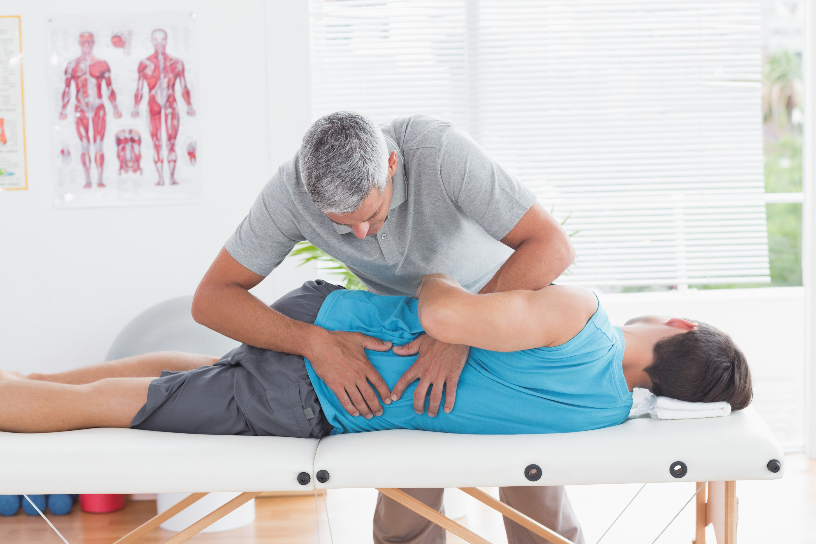 Auto Injury Relief: Lower Back Pain
