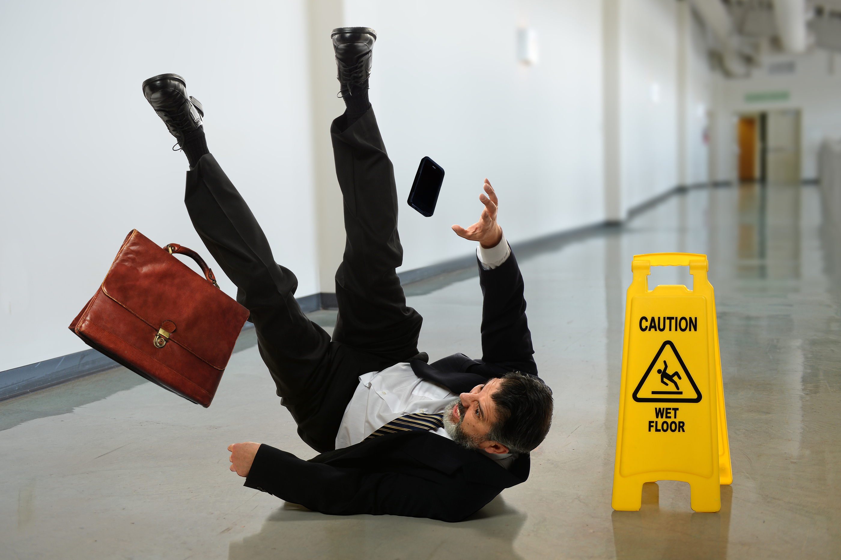 Miami Accident Center: Slip Trips Falls Chiropractic Rehab Injuries