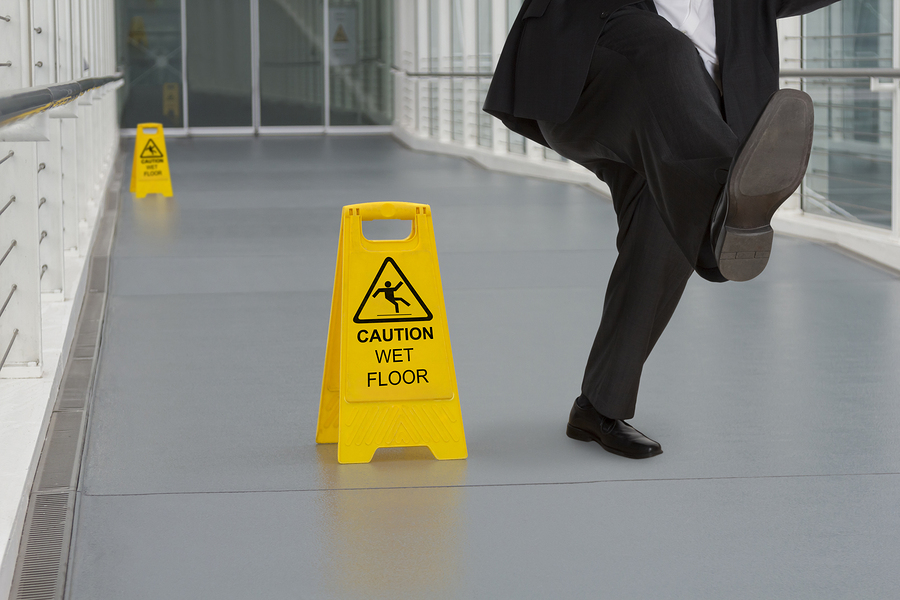 How A Chiropractor Can Help After A Slip & Fall Accident
