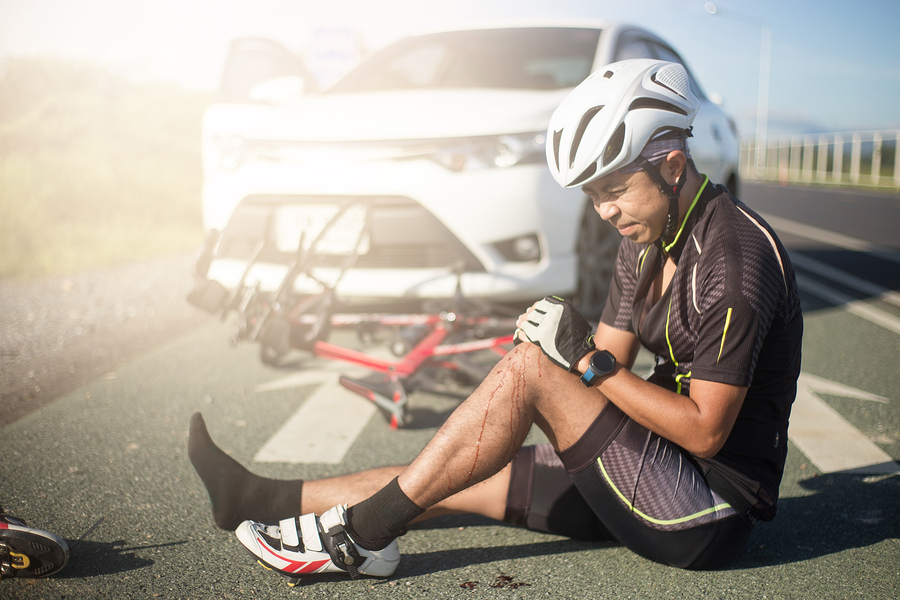How a Chiropractor Can Help after a Bicycle Accident