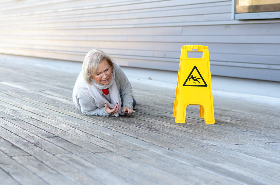 Have you had a Slip & Fall Accident?